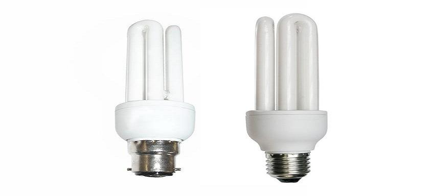 2U B22 E27 ENERGY SAVING BULB